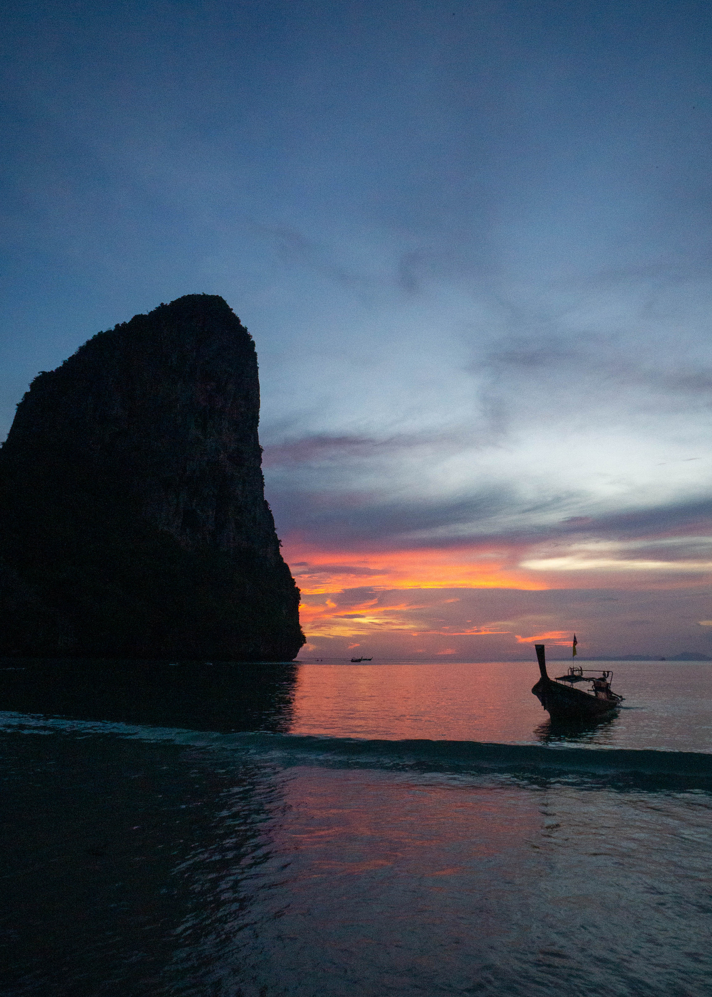 Railay Beach Sunset